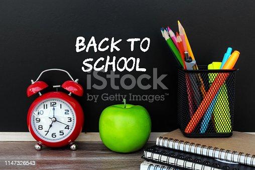 istock Back To School Concept 1147326543