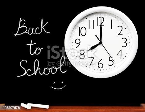 istock Back to school concept 123507578