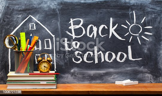 istock Back to school. Education background concept . 1006721238