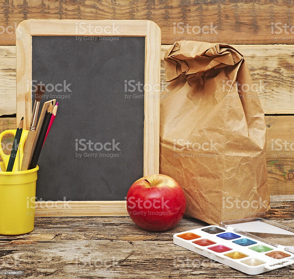 Back to school. Education concept. stock photo