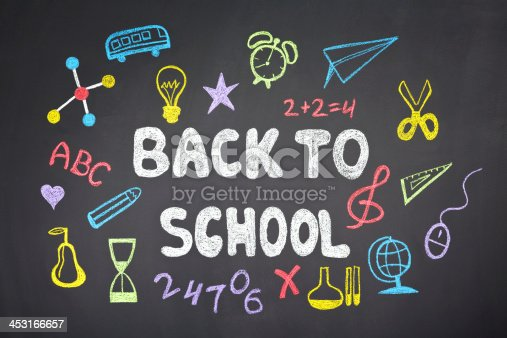 istock Back to school, more like back to reality 453166657