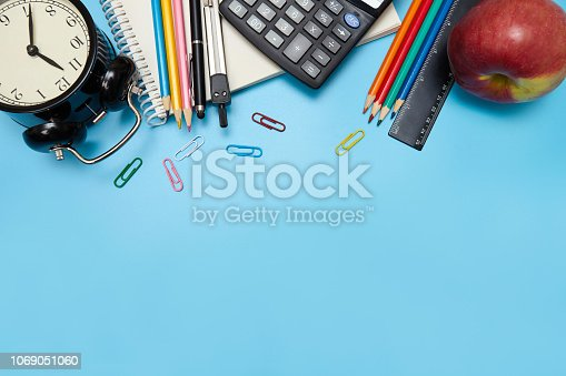 istock Back to school 1069051060