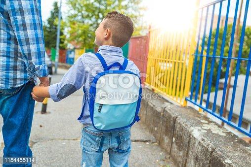 istock Back to school. 1154455114