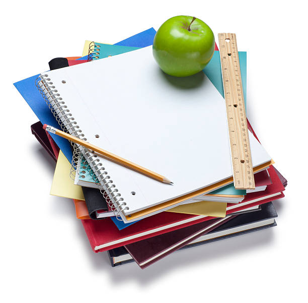 back to school - textbook stock pictures, royalty-free photos & images