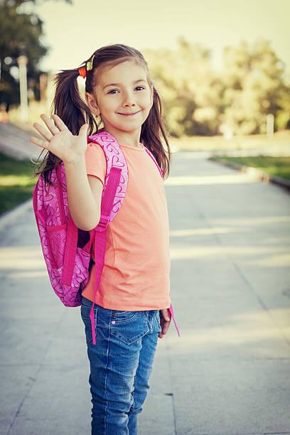 zurück to school - liebeskind umhängetasche stock-fotos und bilder