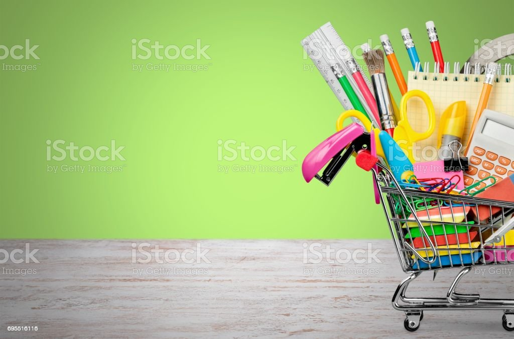 Back to school. stock photo