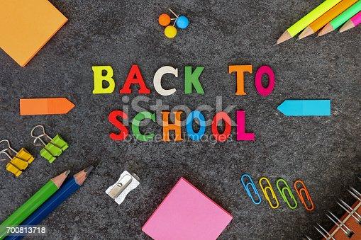 istock Back to school 700813718