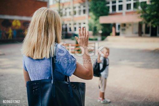 istock Back to school 825931262