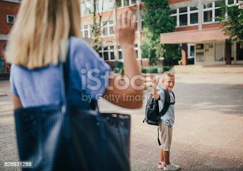 istock Back to school 825931288