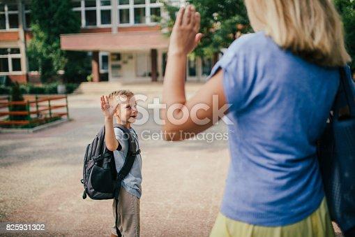 istock Back to school 825931302