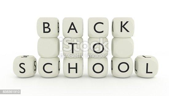 istock Back to school 838361910