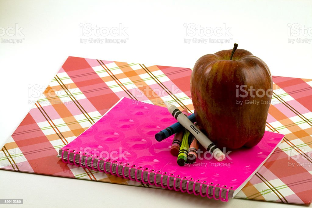 Back To School royalty free stockfoto