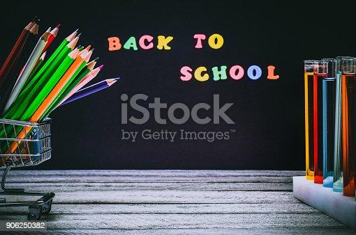 1168035793 istock photo Back to School 906250382