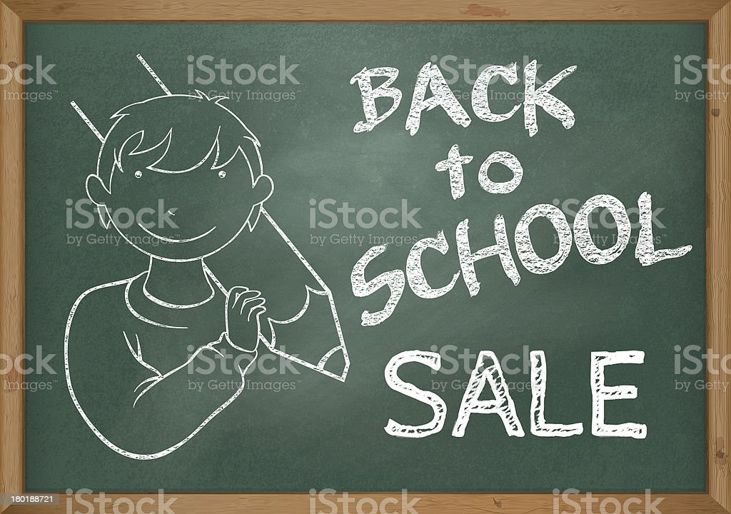 Back To School - SALE stock photo