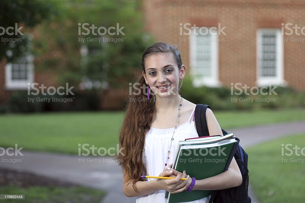 Back to School Series stock photo