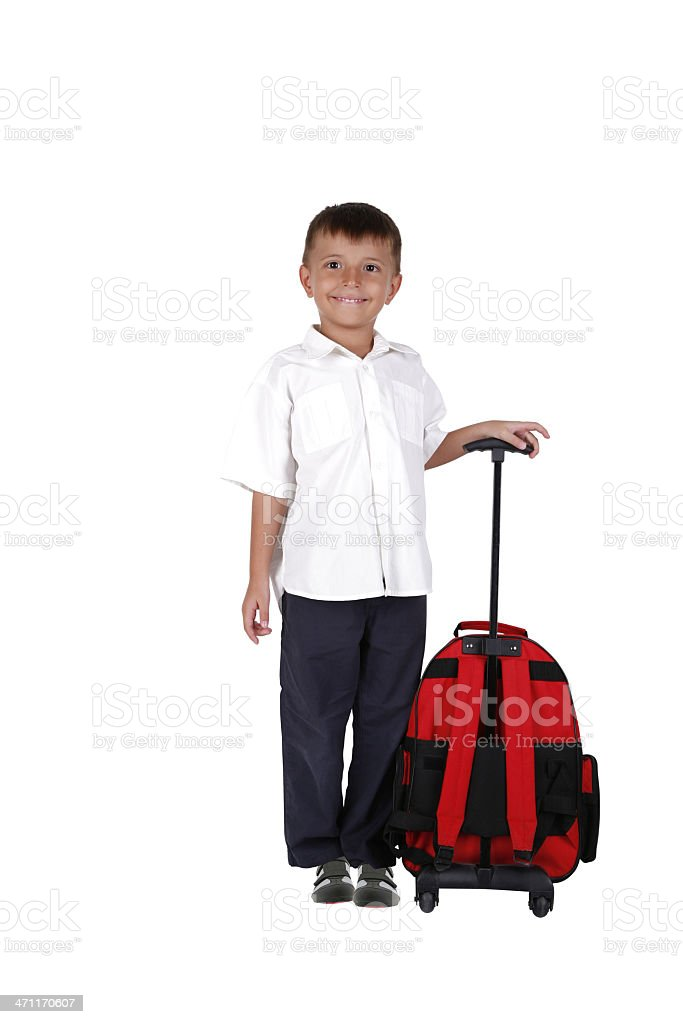 Back to School Series royalty-free stock photo