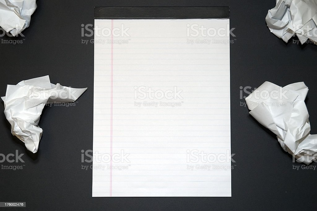 Back to the Drawing Board 02 royalty-free stock photo