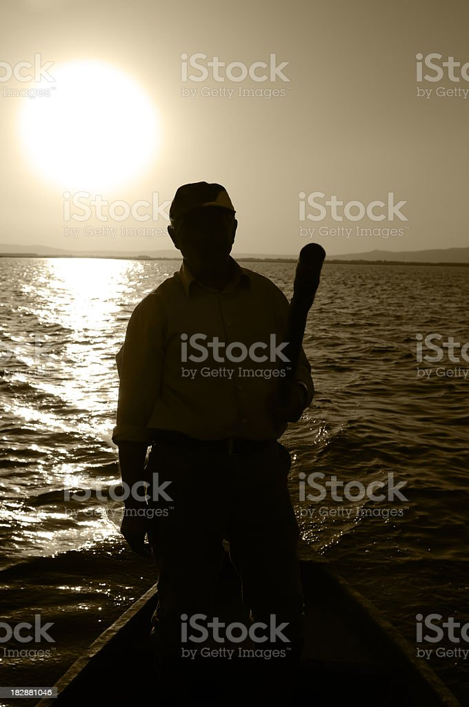 Back to the land.. stock photo