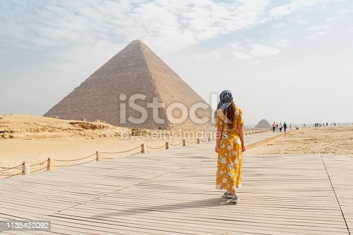 istock Back To The Time Of Pharaohs 1135422092