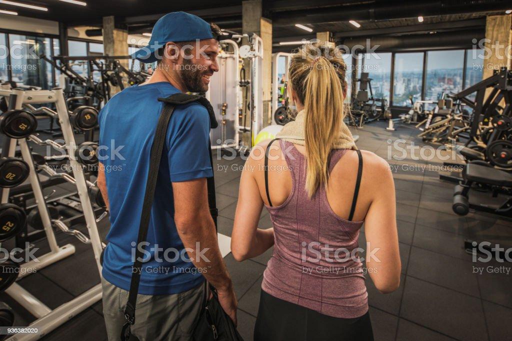 dating i gym dverger Dating Sites