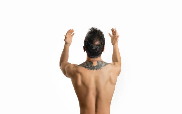 Tatuaje De Fe Esperanza Amor Stock Fotos E Imágenes Istock