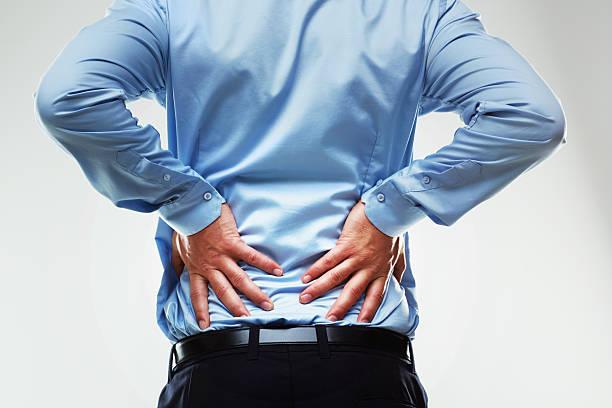Rückenschmerzen ist ein ernstes Problem – Foto
