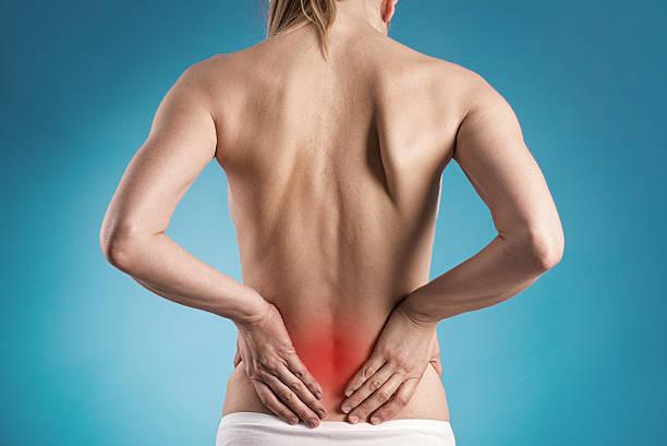 Rückenschmerzen – Foto