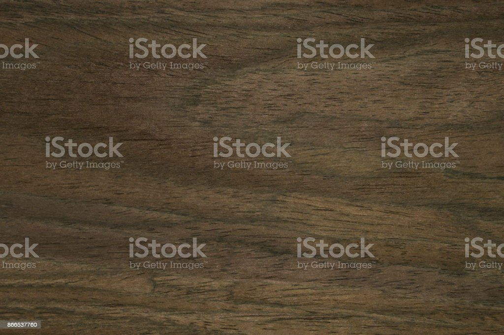 Backdrop or background wooden. Wenge or walnut tree. stock photo
