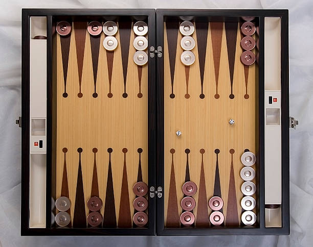 backgammon - backgammon stock pictures, royalty-free photos & images