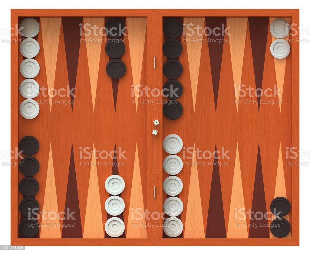 Backgammon - Photo