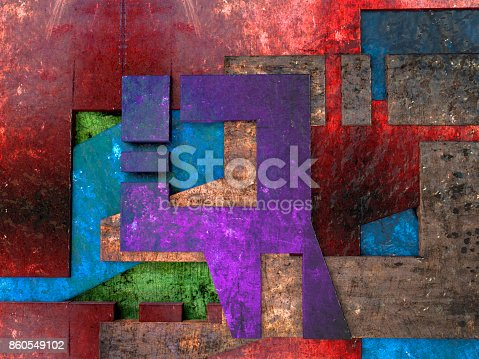 istock 3D background 02 860549102