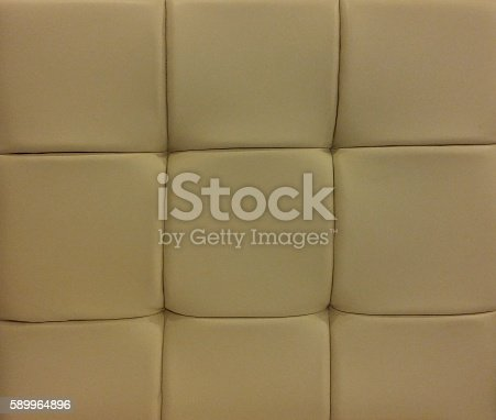 background, beige material, leather fabric, head board