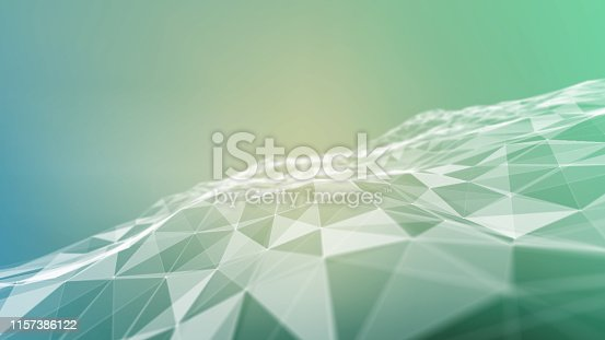 941338268istockphoto Background 3d grid.Cyber technology Ai tech wire network futuristic wireframe. Artificial intelligence . Cyber security background  illustration 1157386122