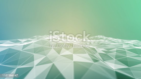 941338268istockphoto Background 3d grid.Cyber technology Ai tech wire network futuristic wireframe. Artificial intelligence . Cyber security background  illustration 1157386147