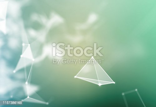 941338268istockphoto Background 3d grid.Cyber technology Ai tech wire network futuristic wireframe. Artificial intelligence . Cyber security background  illustration 1157386165