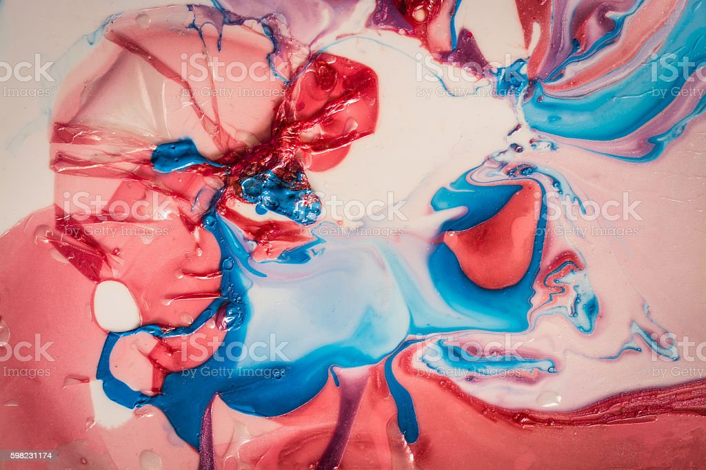 background abstract from nail polisher foto royalty-free