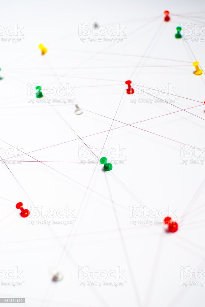 Background. Abstract idea of network, social media, internet, teamwork, communication. foto stock royalty-free
