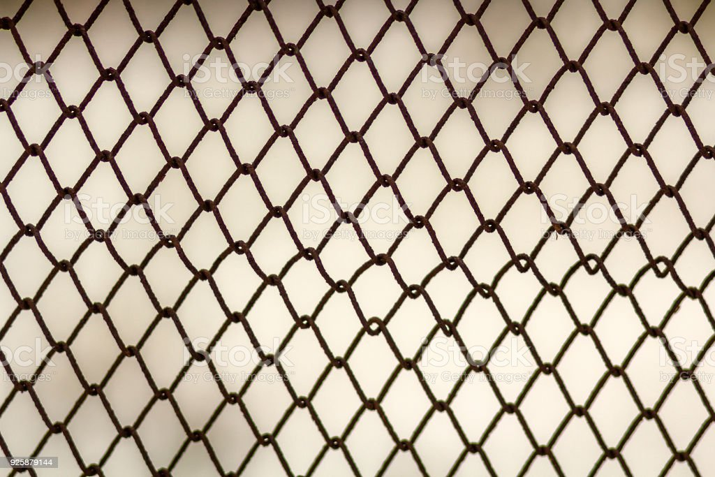Chain Link Fence Texture. Background And Texture For Design ...