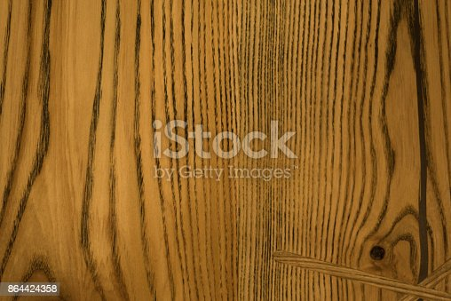 background and texture of pine wood decorative furniture surface
