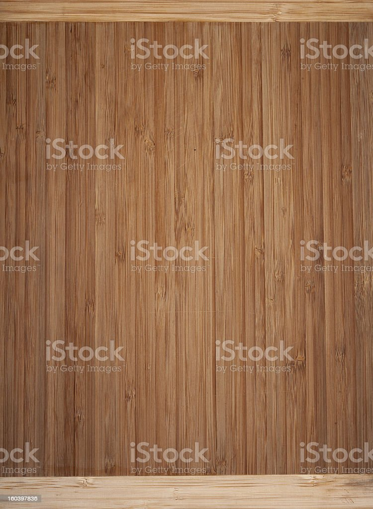 Background  bamboo wood royalty-free stock photo