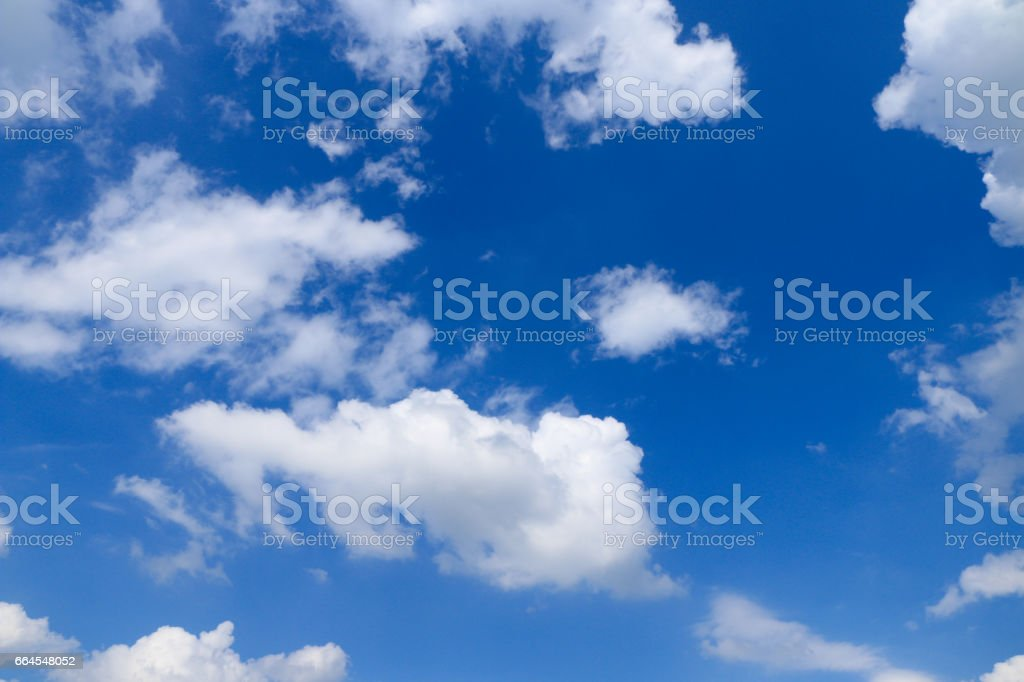 background. beautiful blue sky royalty-free stock photo
