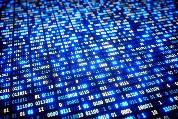 it background binary code a09 - bit binary stock pictures, royalty-free photos & images
