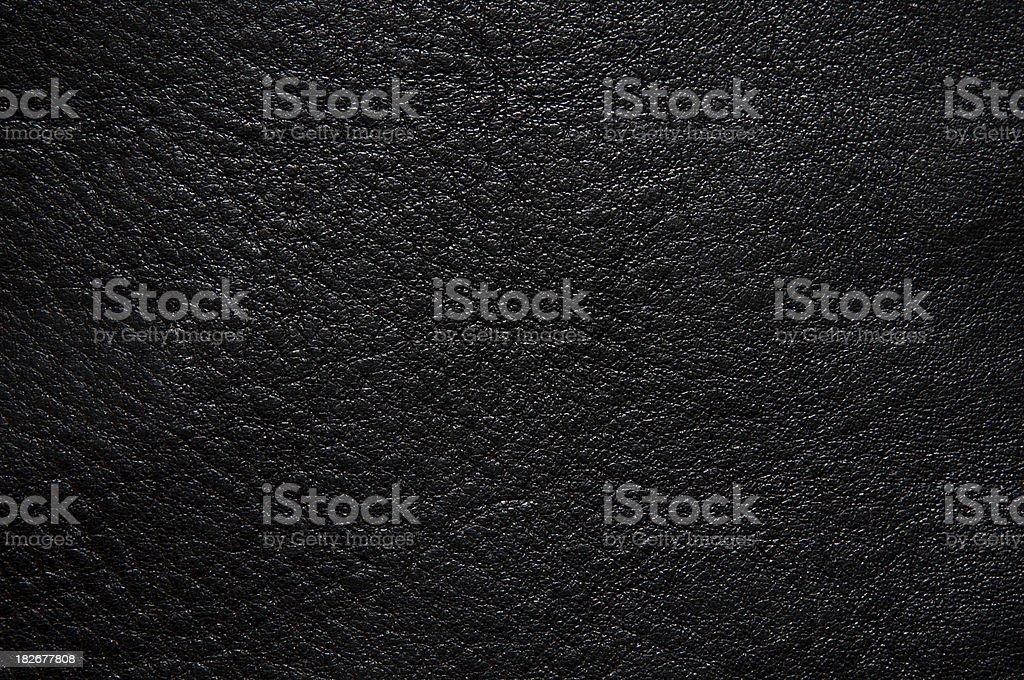 Background Black Leather stock photo