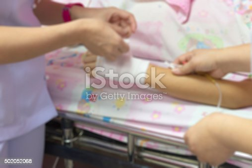1127202747 istock photo background blur of nurses are to patients by providing 502052068