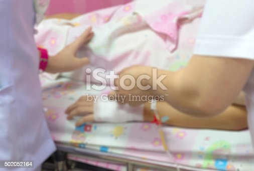 1127202747istockphoto background blur of nurses are to patients by providing 502052164