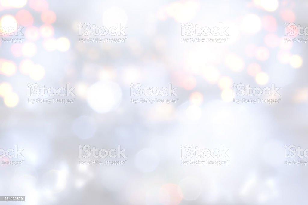 Background blurred lights stock photo