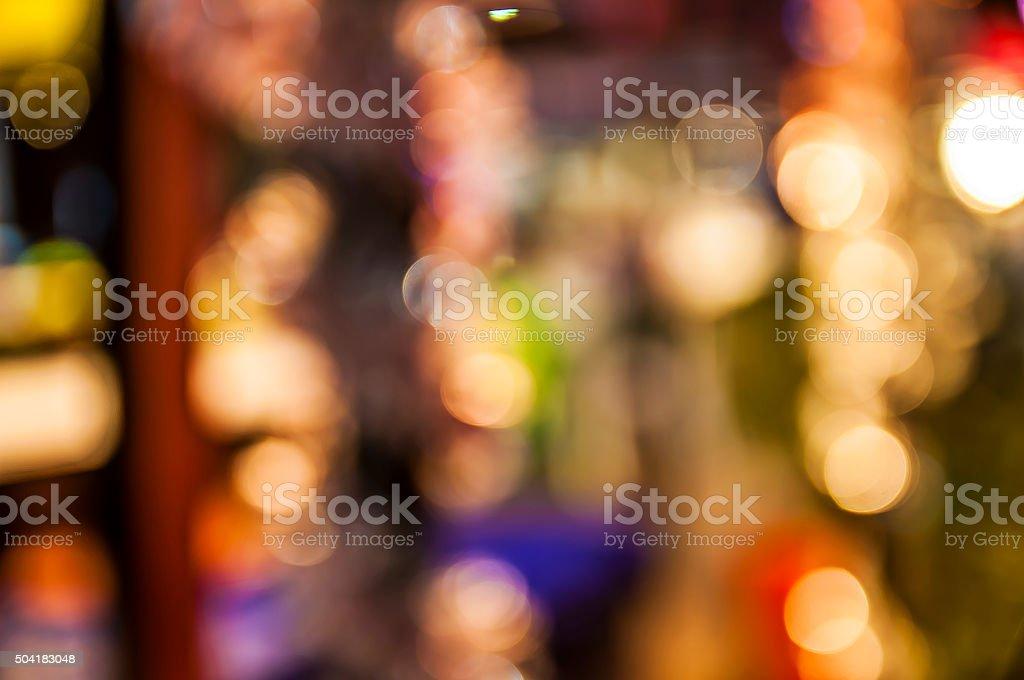 Background, bokeh ,Thailand stock photo