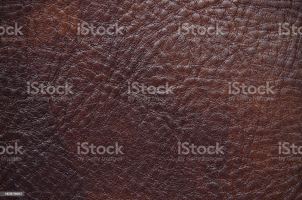 Background Brown Leather stock photo