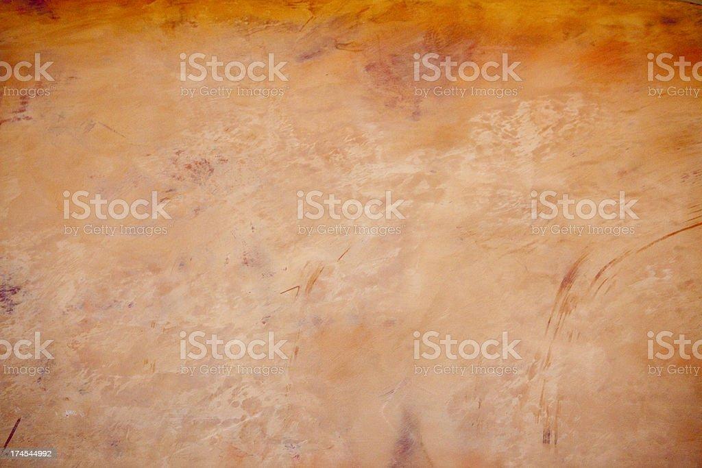 Background: Colorful Southwestern Plaster royalty-free stock photo