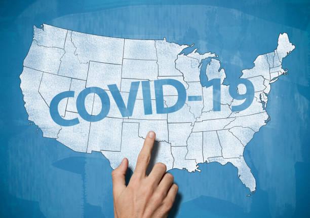 CORONAVIRUS - COVID-19 /Background concept (Click for more) stock photo
